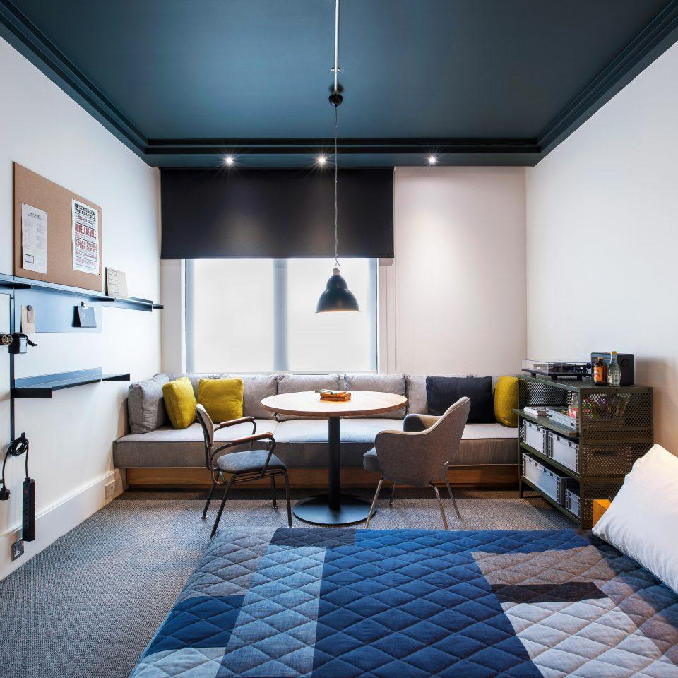 Budget Hip Hotels London Lounge Luxury Modern Trip Ideas property living room home condominium Suite cottage loft Bedroom