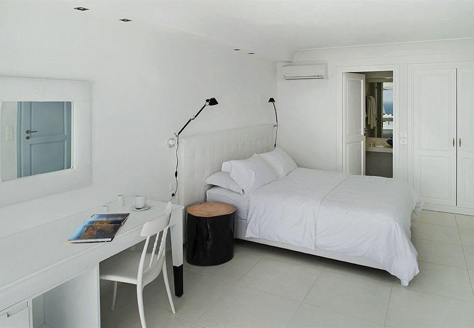 property building cottage white living room Bedroom