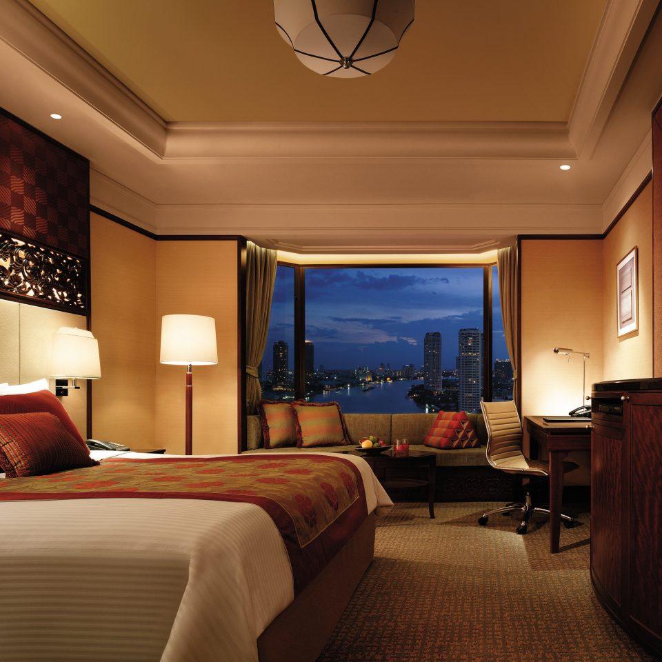 Bedroom Business City Elegant Luxury property Suite home living room lamp