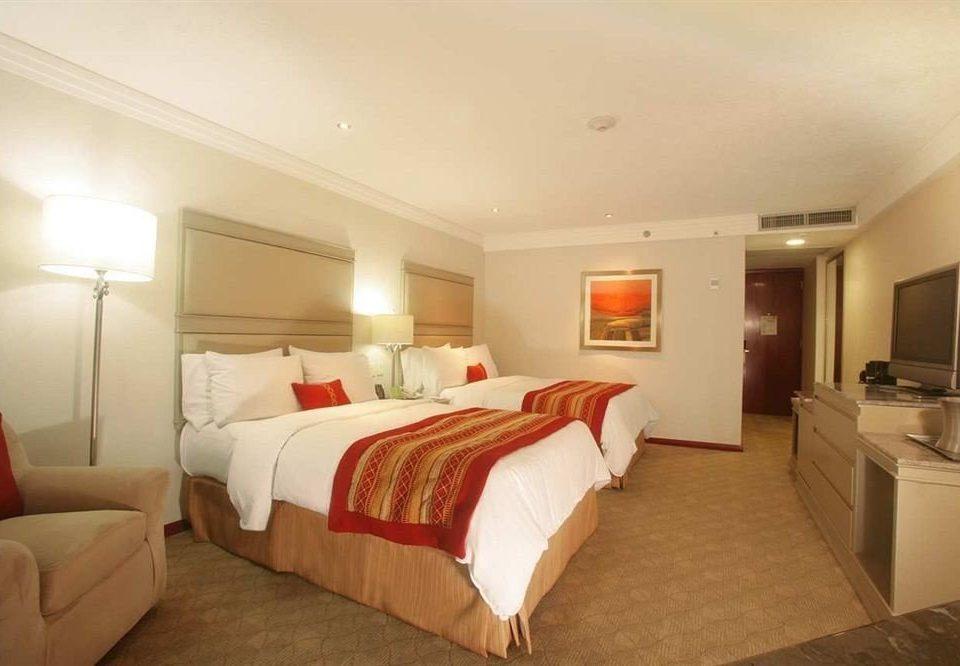 Bedroom Business Modern property Suite scene cottage