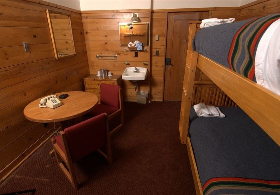 vehicle cottage Cabin recreation room Bedroom