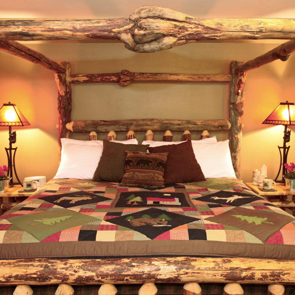 Bedroom Cabin bed sheet cottage Suite lamp bedclothes