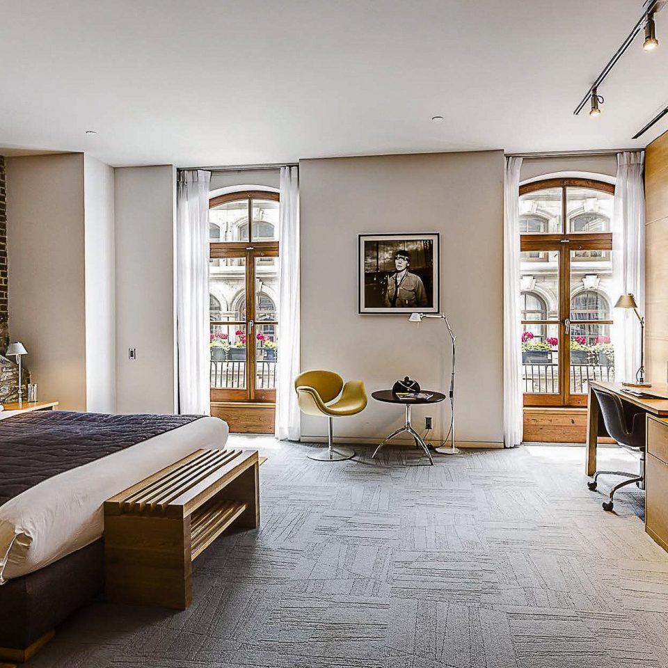 Canada Hotels Montreal Trip Ideas bed frame Bedroom flooring loft living room interior designer