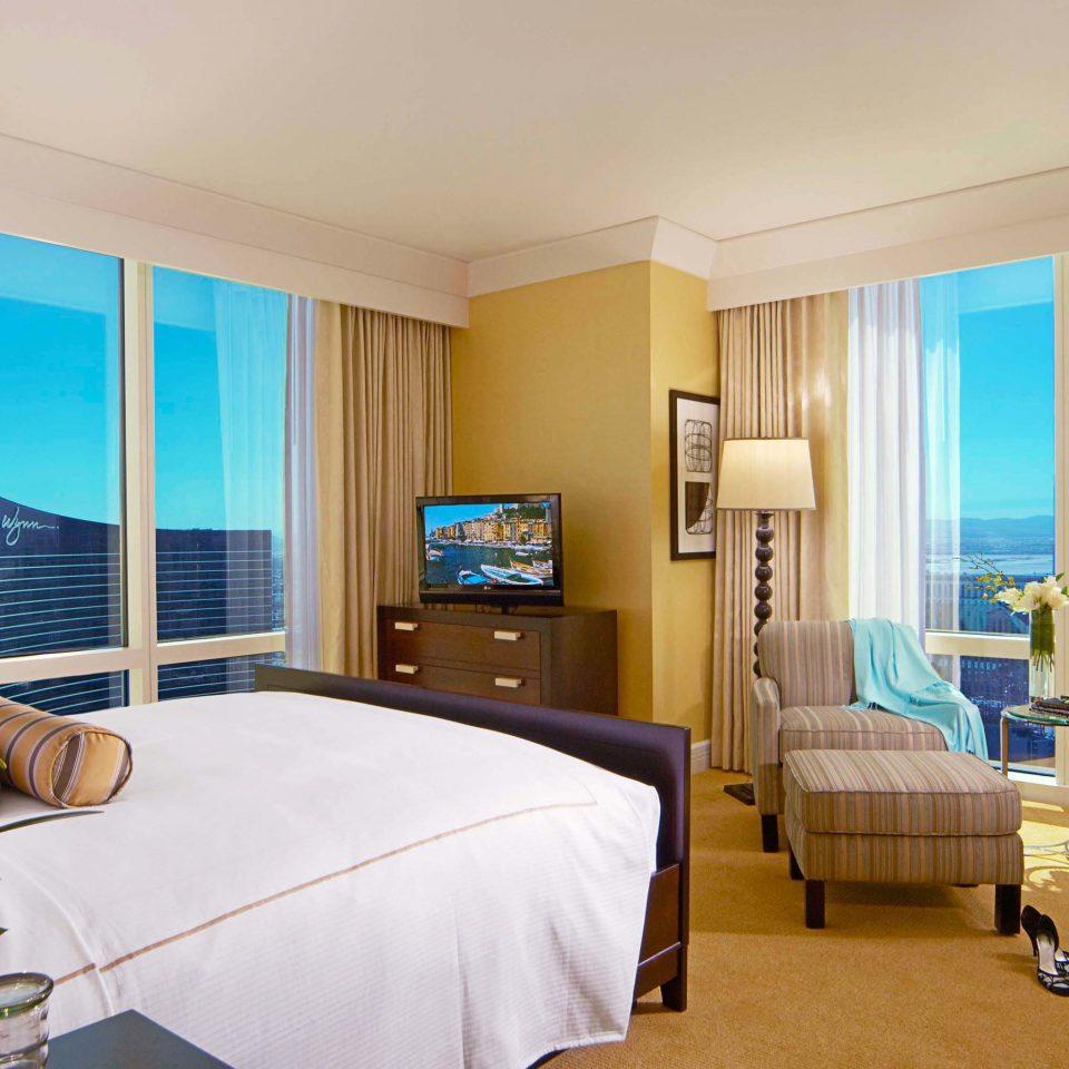 Bedroom Casino Modern Resort property Suite condominium Villa cottage flat