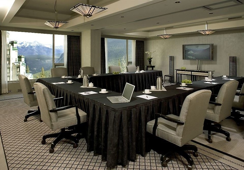 chair conference hall restaurant function hall convention center meeting condominium Bedroom dining table