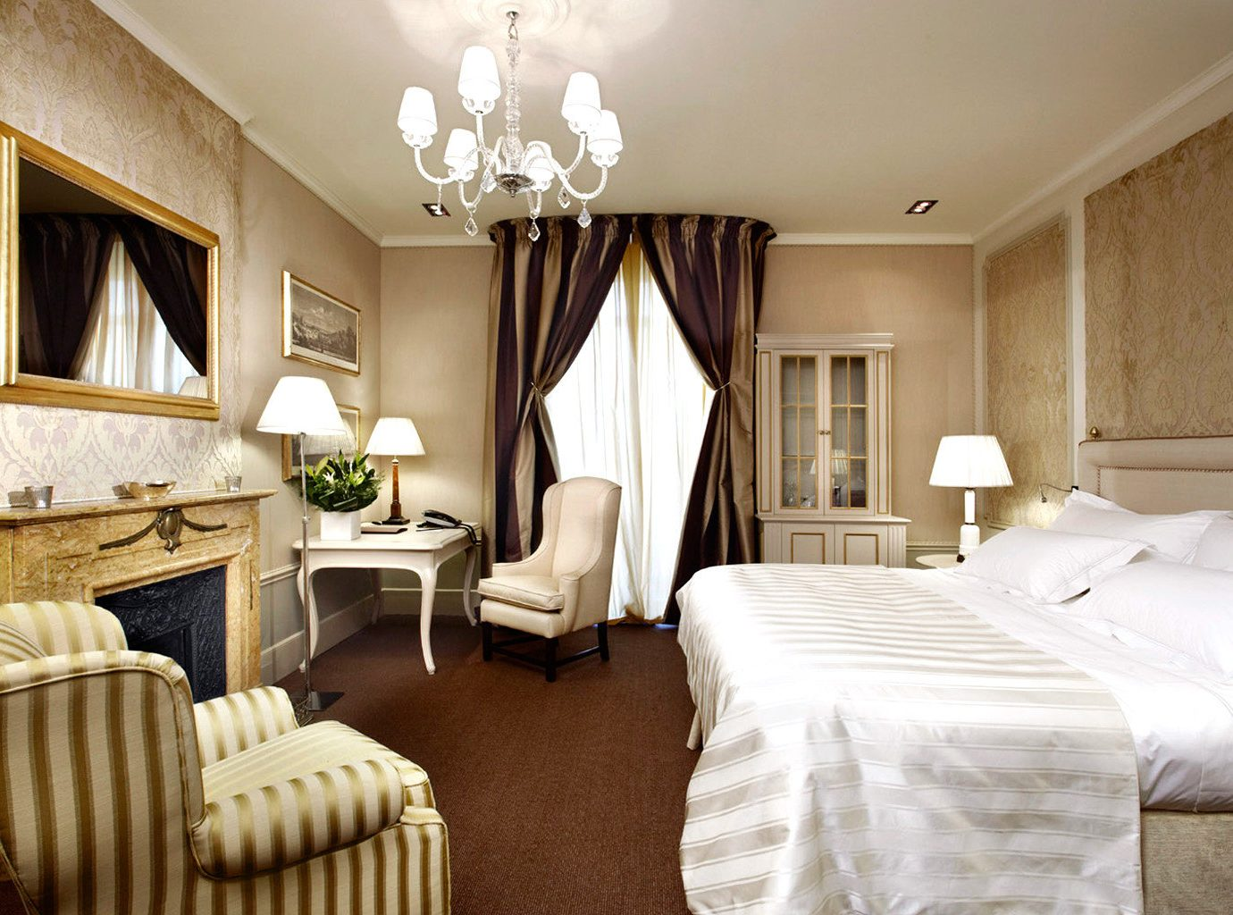 Bedroom City Classic Dining Eat Elegant Lounge Luxury Romantic property Suite home cottage living room