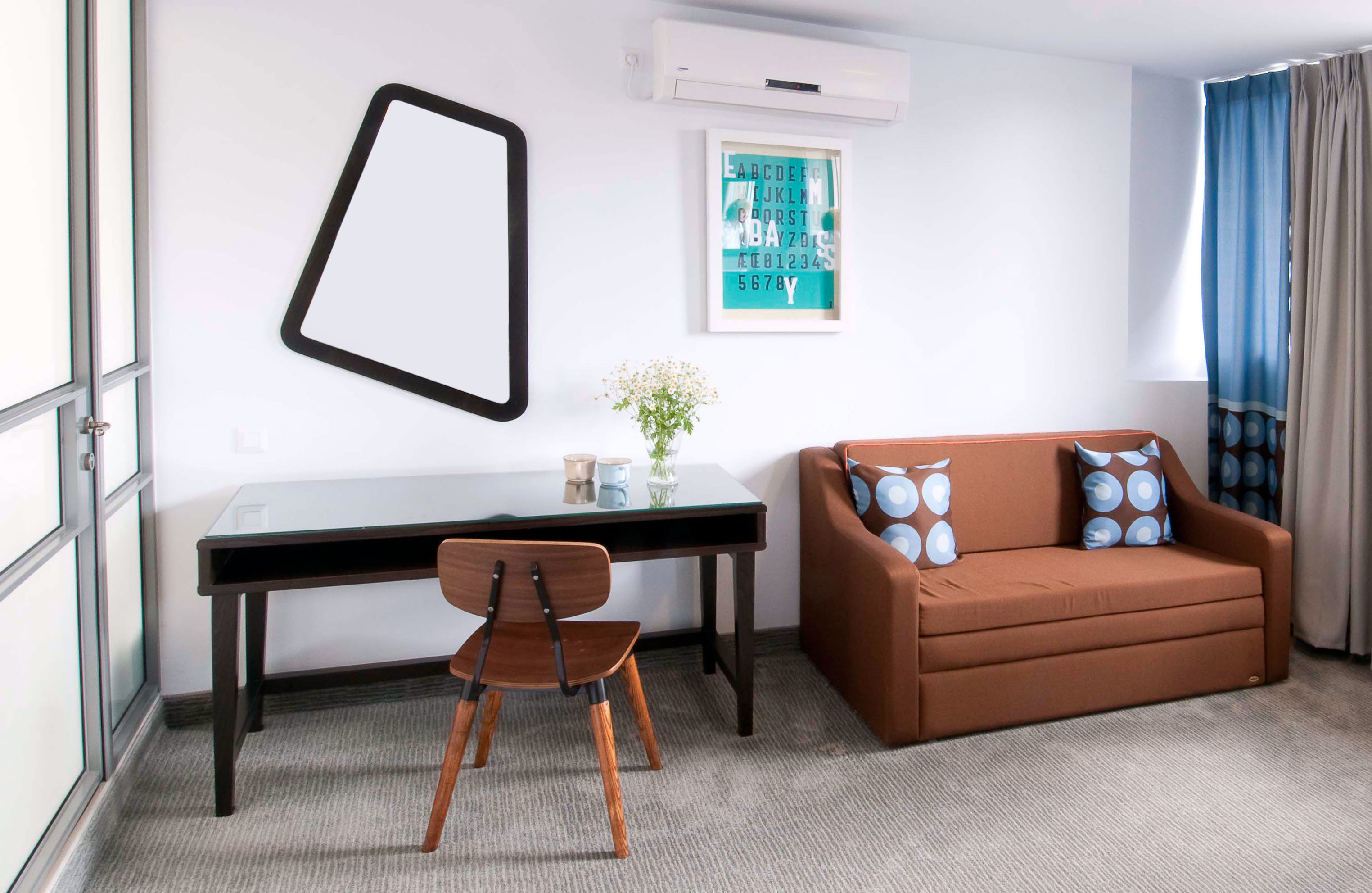 Bedroom City Classic Lounge Modern property living room home Suite office