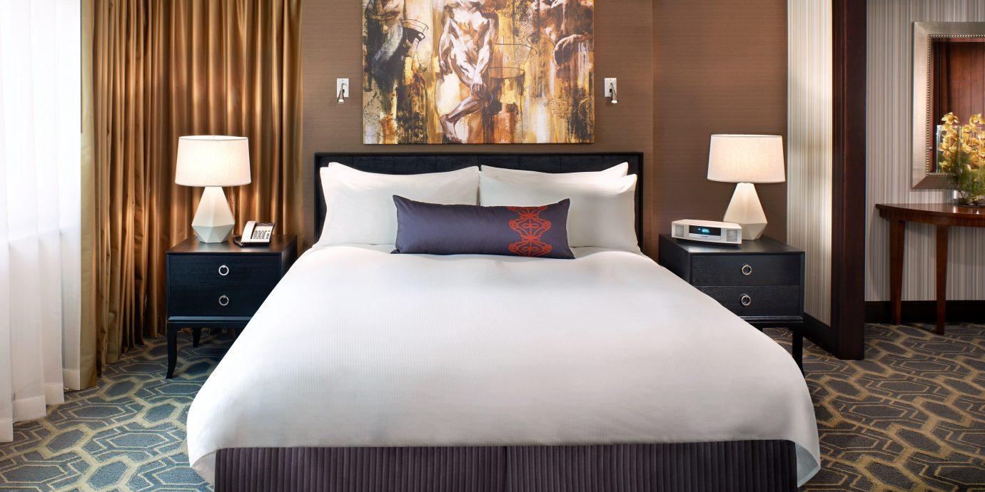 Bedroom City Classic Resort property Suite bed sheet bed frame nice