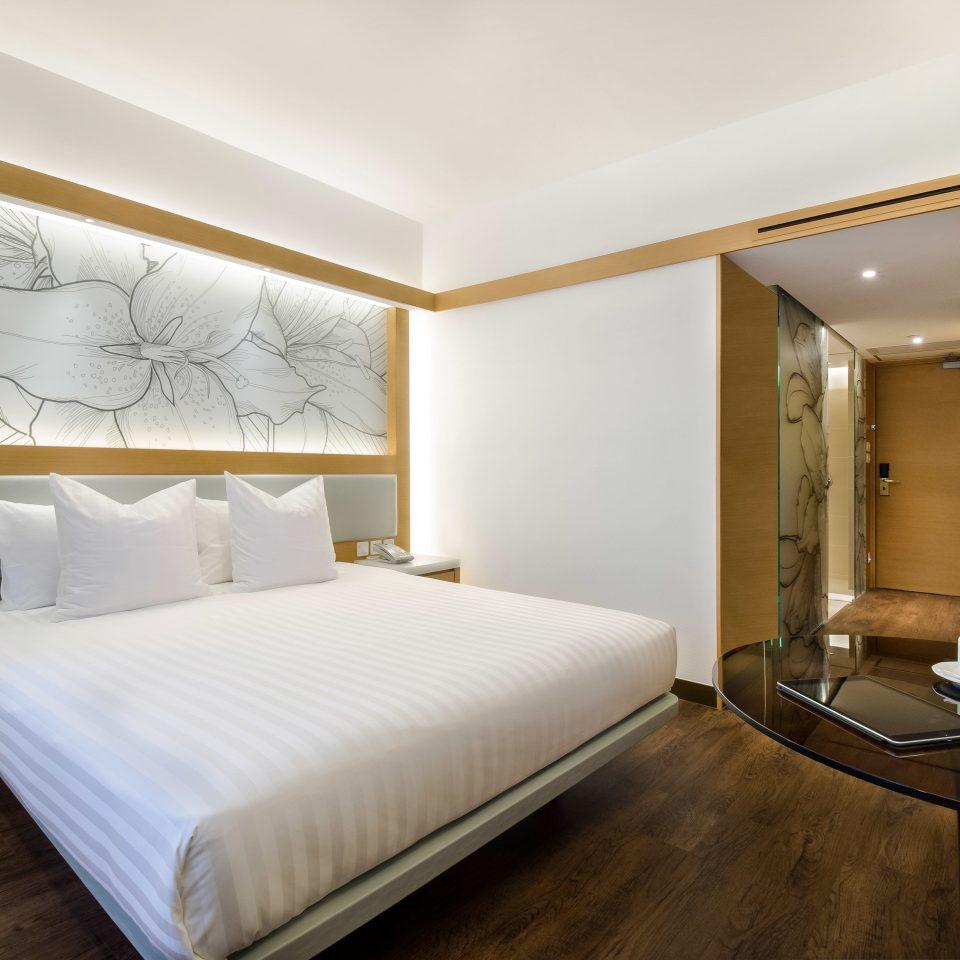 Bedroom City Classic Resort property Suite