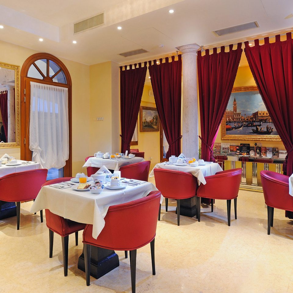 City Dining Drink Eat Hip chair property red restaurant curtain Resort function hall Suite Bedroom