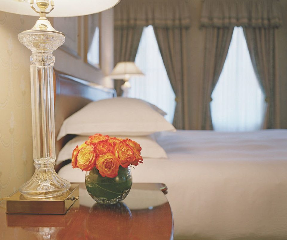Bedroom City Elegant lighting flower textile