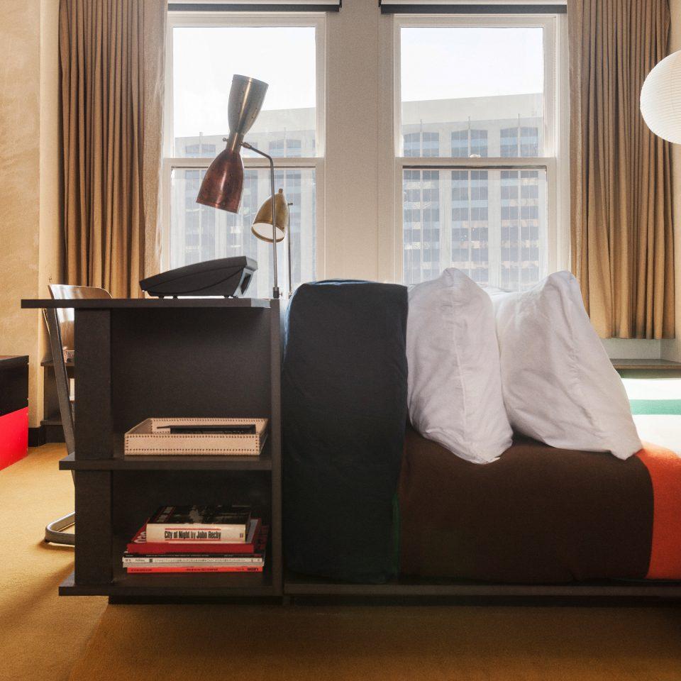Bedroom City Elegant Hip Modern property living room home Suite