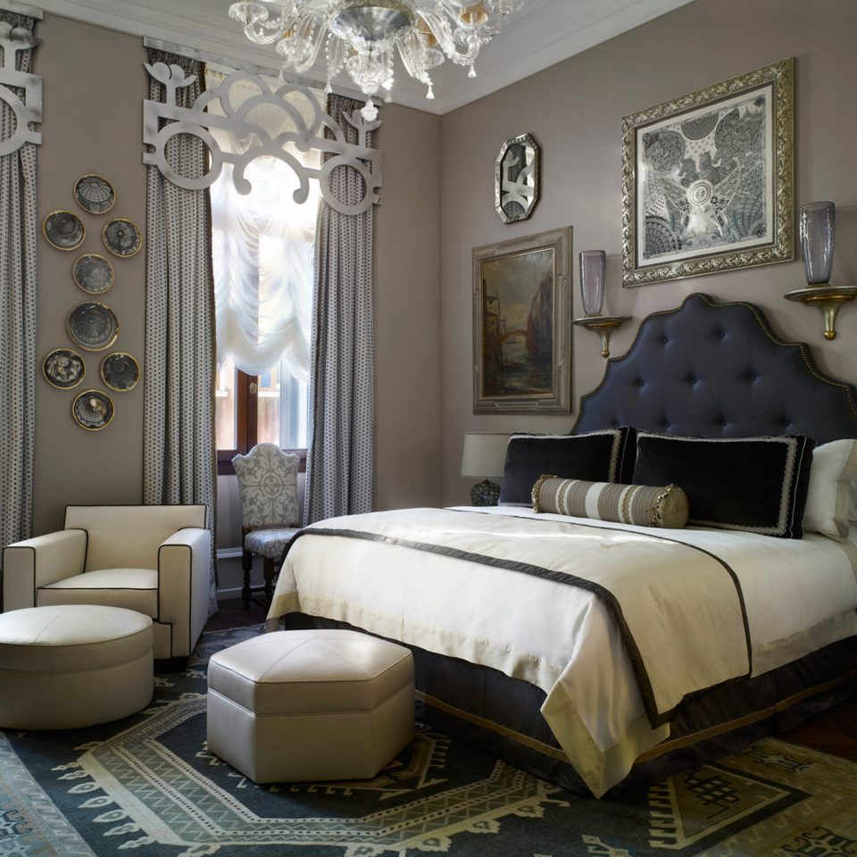 Bedroom City Elegant Historic Hotels Italy Luxury Luxury Travel Venice sofa living room property home mansion Suite