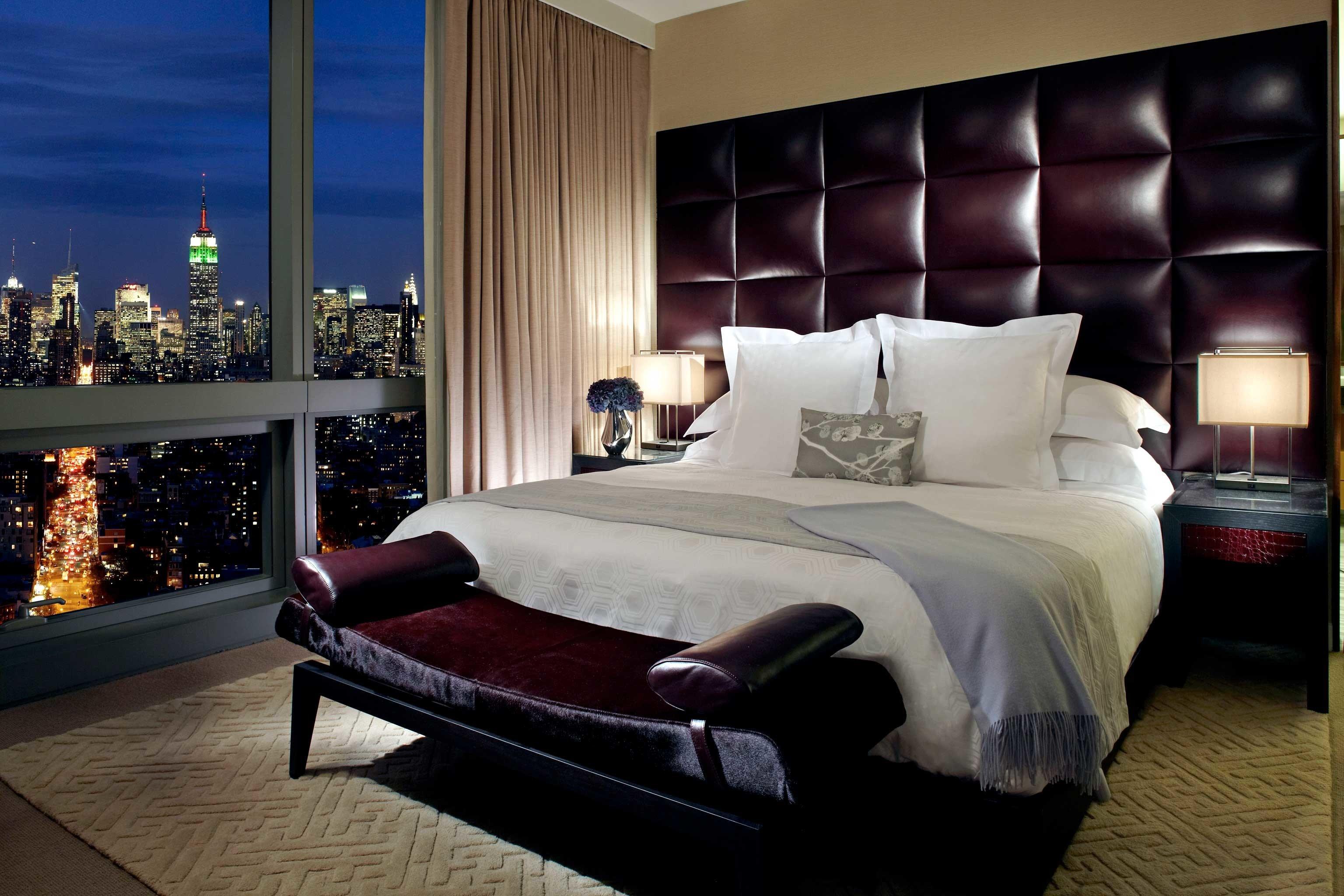 Bedroom City Elegant Luxury property living room Suite bed sheet