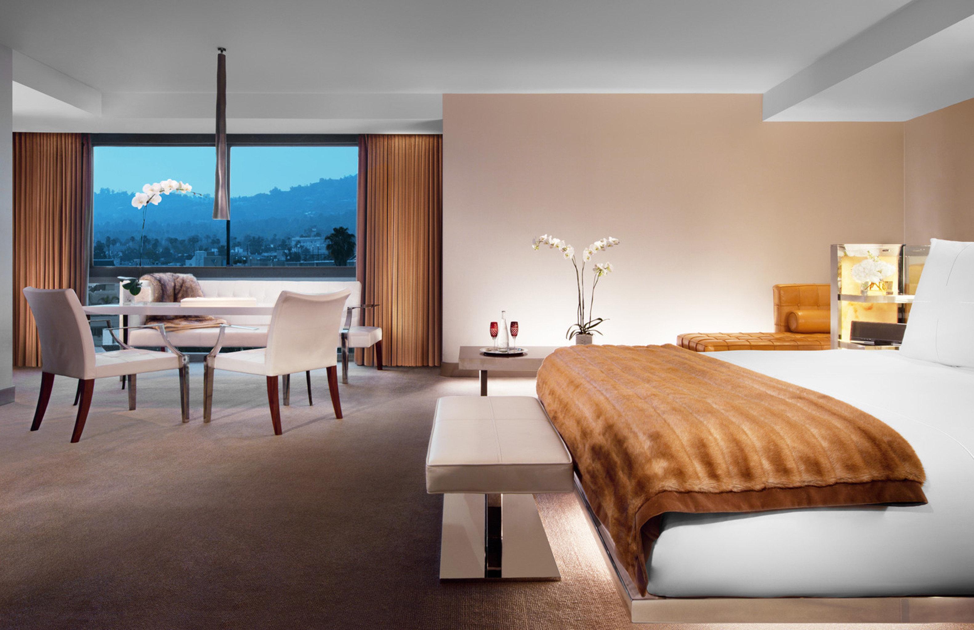 Bedroom City Elegant Modern Scenic views Suite property chair hardwood home living room Villa