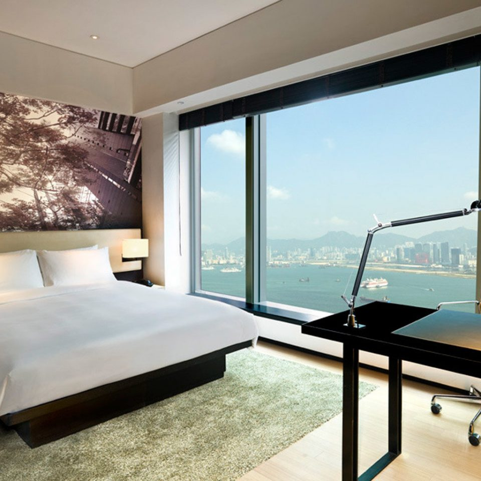 Bedroom City Family Modern Scenic views property living room condominium Suite Villa