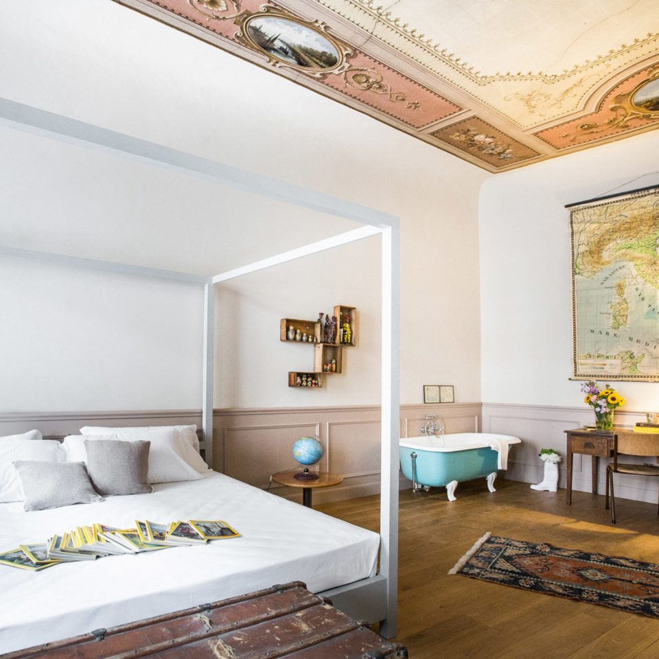 Bedroom City Florence Hotels Italy Luxury Suite Trip Ideas property living room home Villa mansion cottage