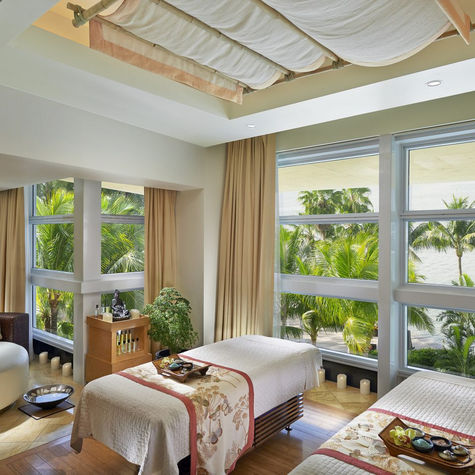 City Hotels Luxury Miami Miami Beach Bedroom window treatment home daylighting living room interior designer house Suite