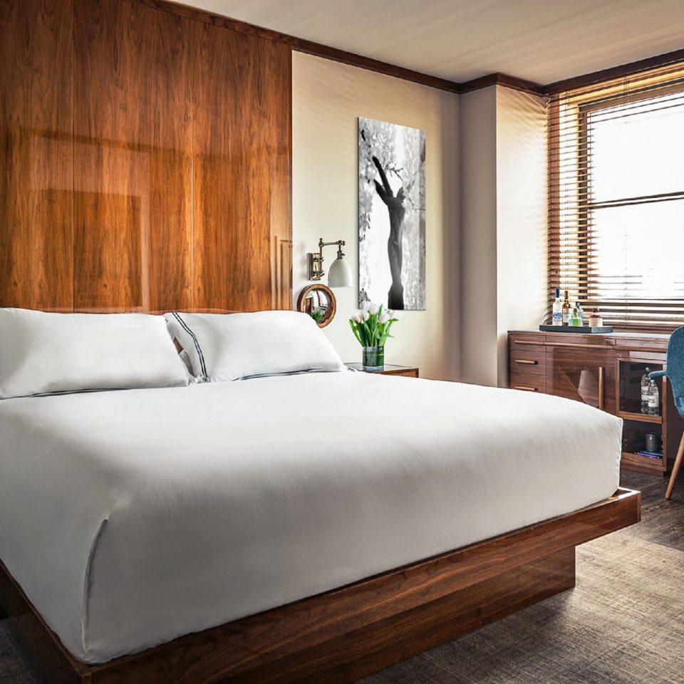 Bedroom City Luxury property living room Suite home hardwood bed frame cottage bed sheet