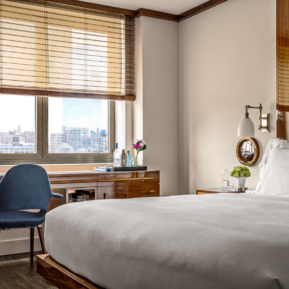 Bedroom City Luxury property home Suite living room cottage window treatment