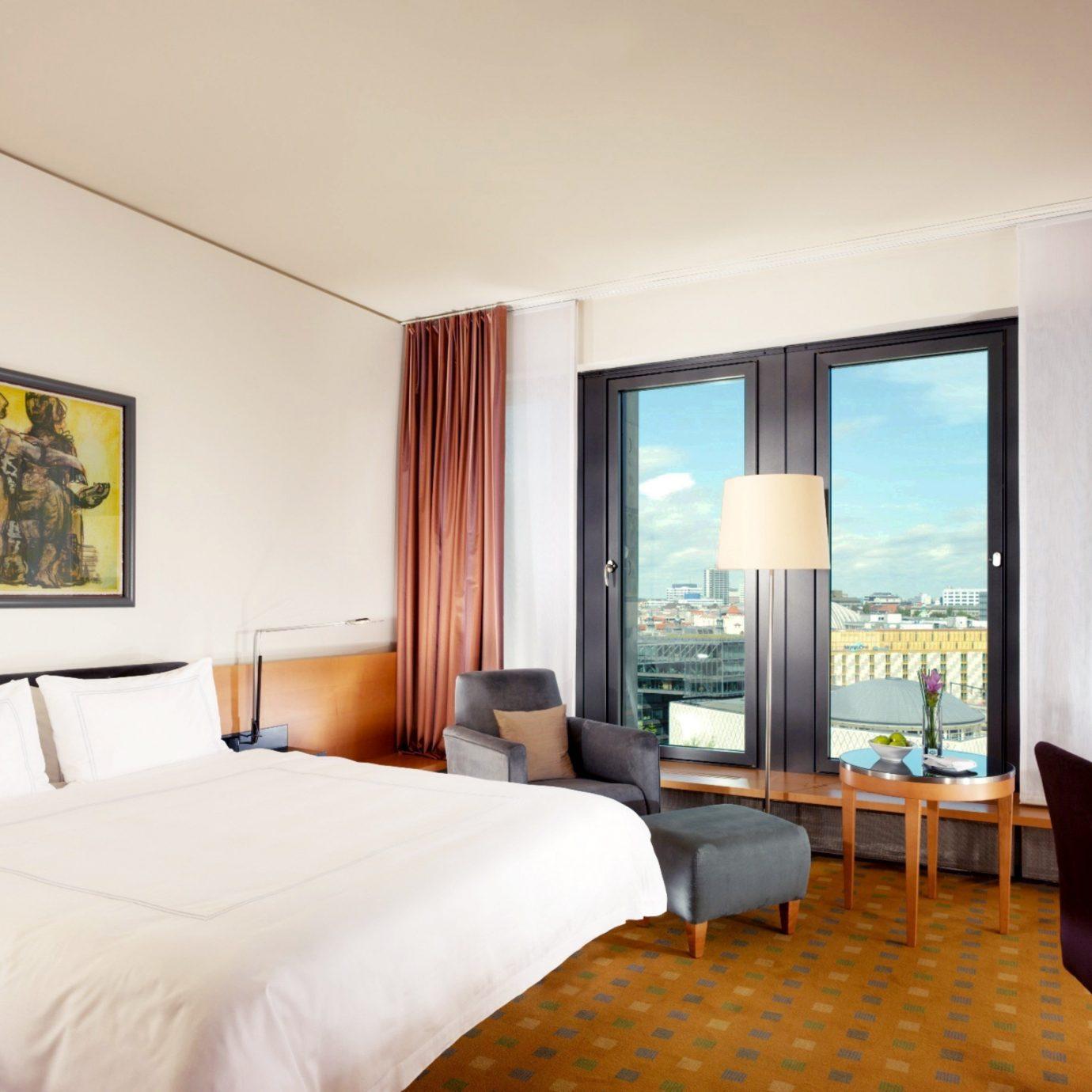 Bedroom City Modern Resort property chair Suite scene condominium nice living room Villa