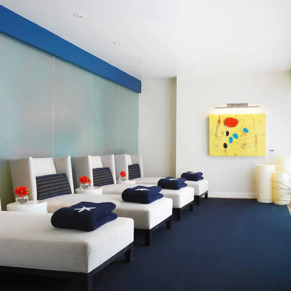 City Modern Spa Wellness property white waiting room conference hall living room Bedroom