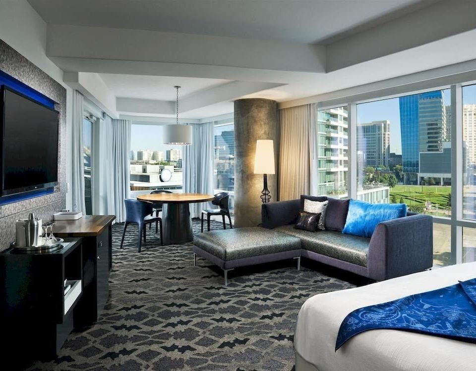 City Modern property living room condominium home Suite Bedroom Villa mansion