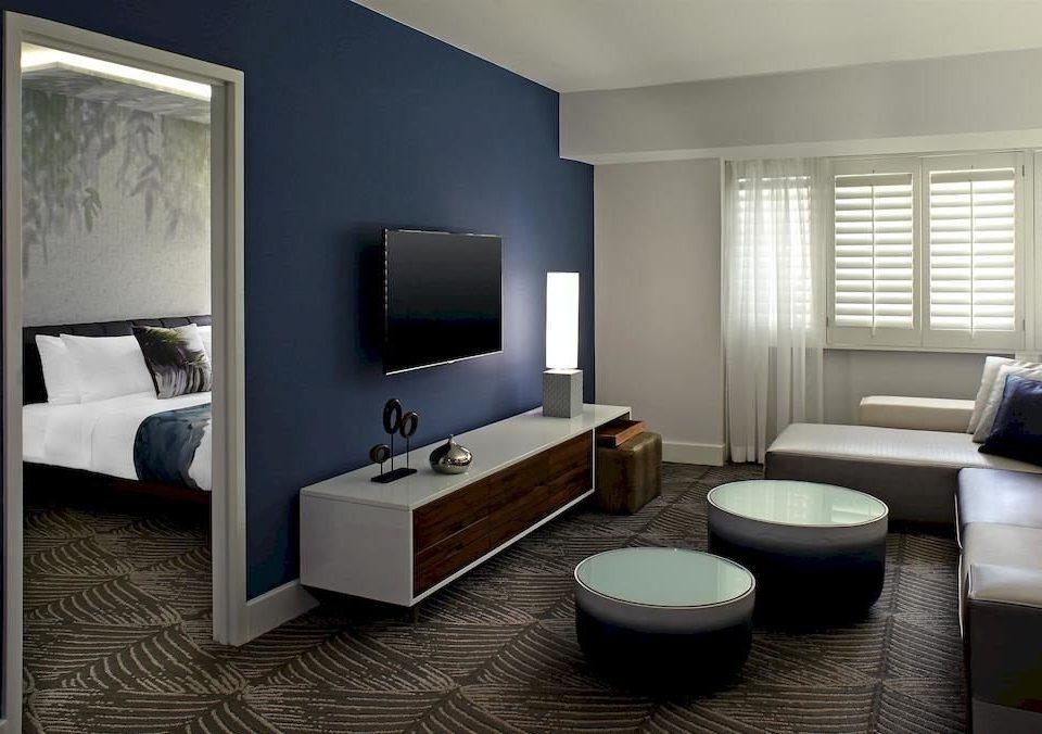 City Modern Suite property bathroom living room condominium home Bedroom