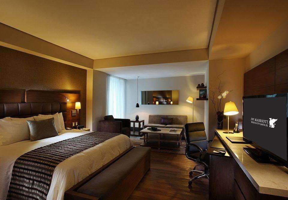 Bedroom City sofa property Suite condominium living room