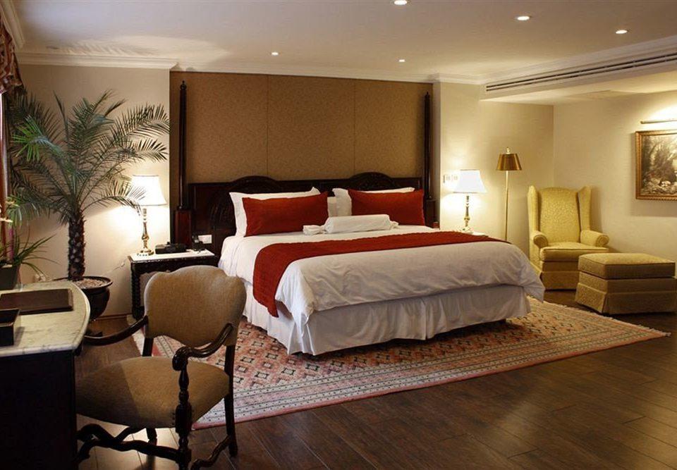 Bedroom City property Suite living room