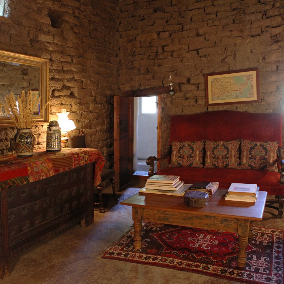 Bedroom Classic Country Lodge Rustic Suite property building Fireplace living room cottage home stone