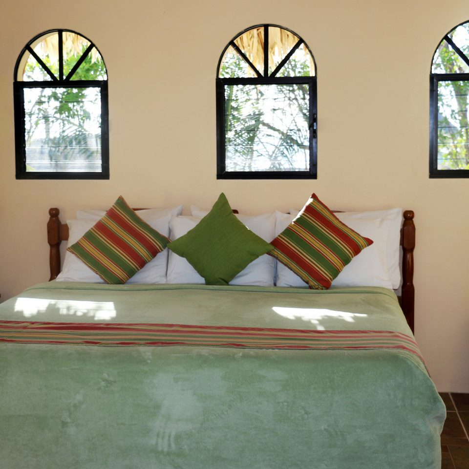 Bedroom Classic Eco Resort green property cottage home painting painted
