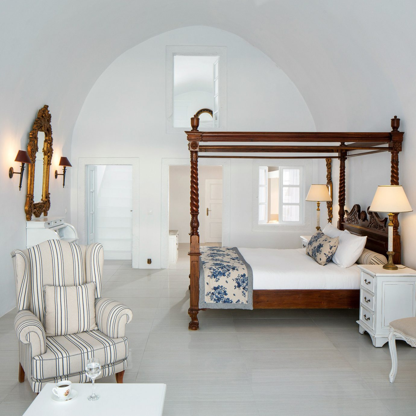 Bedroom Classic Elegant Honeymoon Luxury Romance Suite property living room home cottage