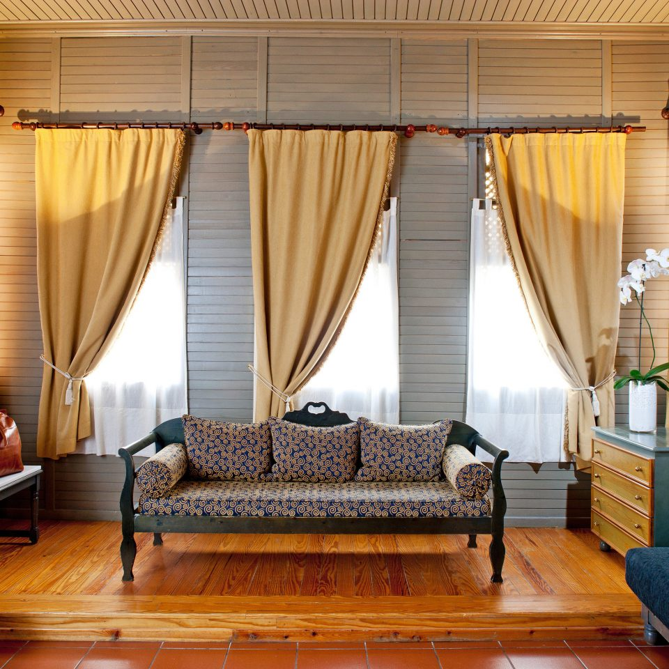 Bedroom Classic Historic property living room curtain Suite window treatment textile