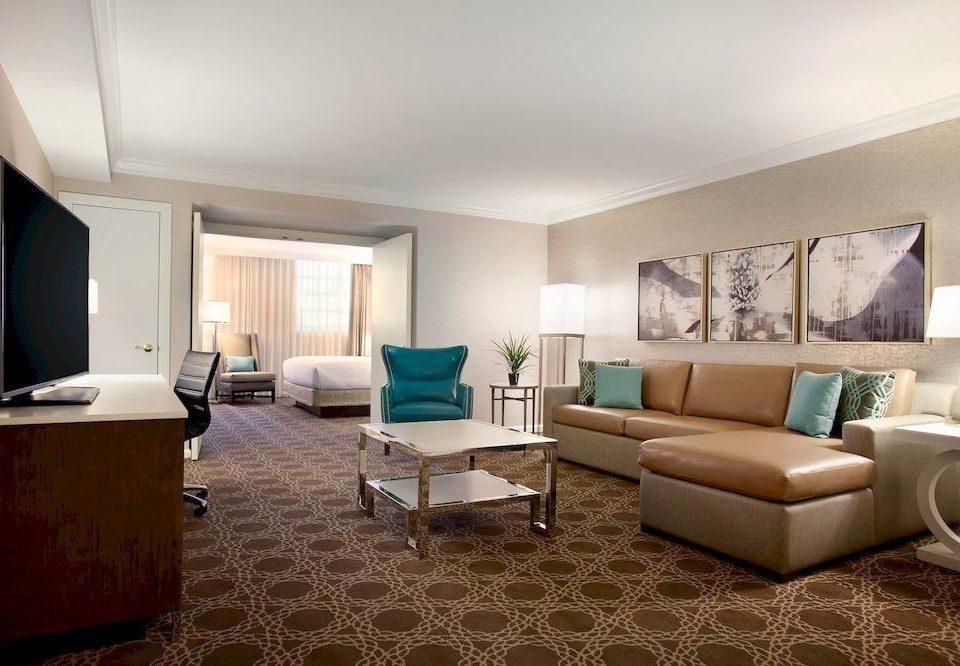 Bedroom Classic Luxury Suite living room property condominium home
