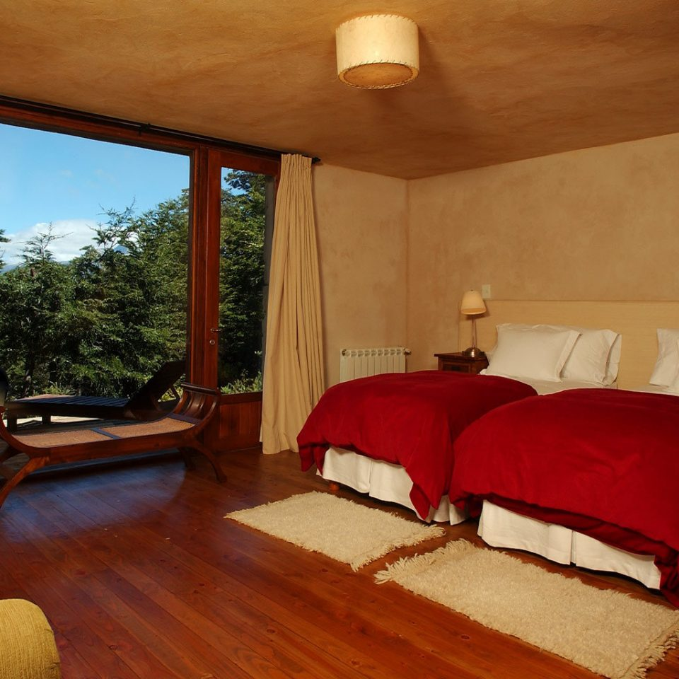 Bedroom Classic Patio Scenic views property building house wooden cottage hardwood home Villa Suite