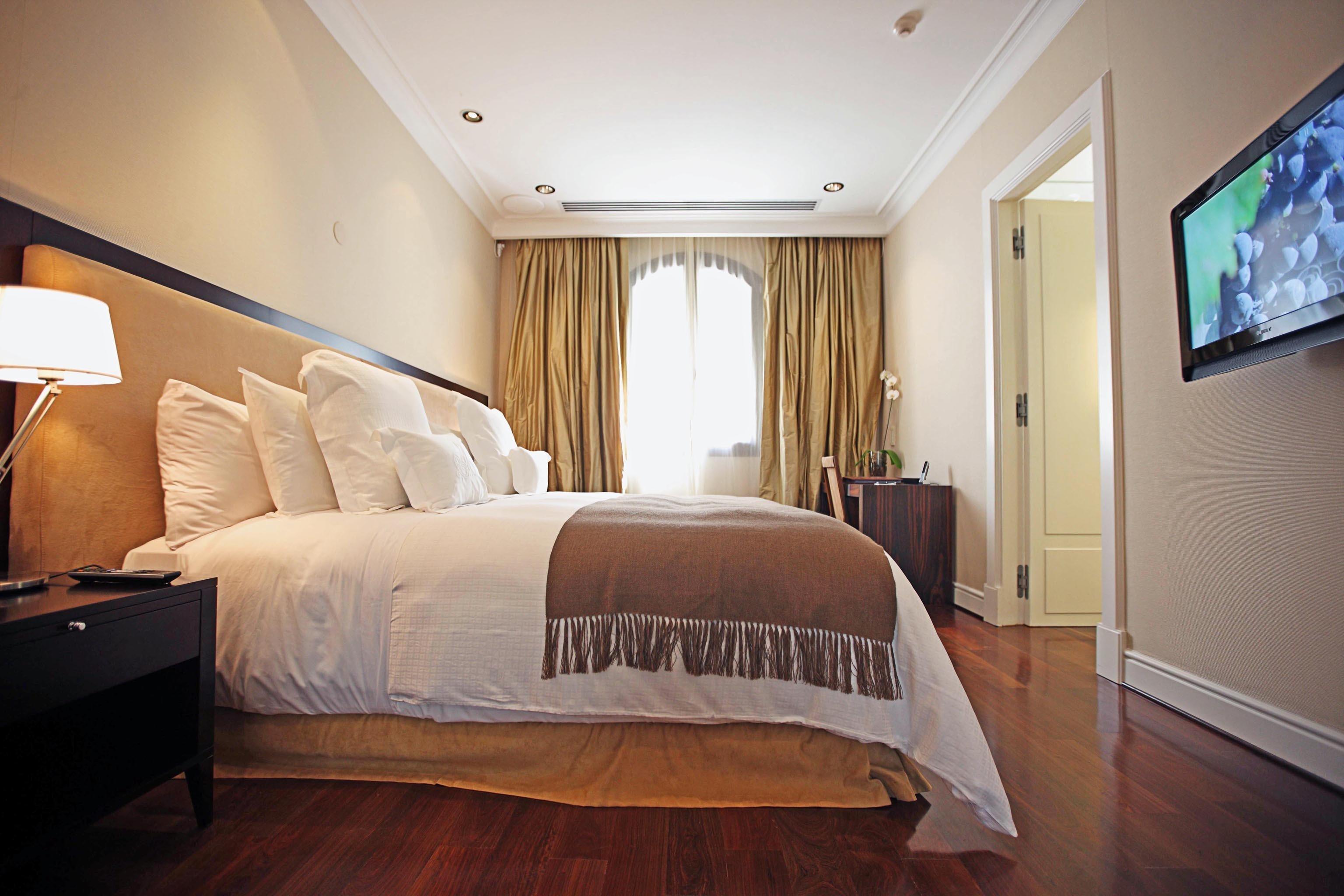 Bedroom Classic Resort property Suite home cottage living room