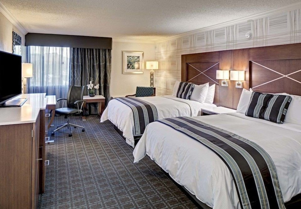 Bedroom Classic Resort property Suite cottage double bed sheet