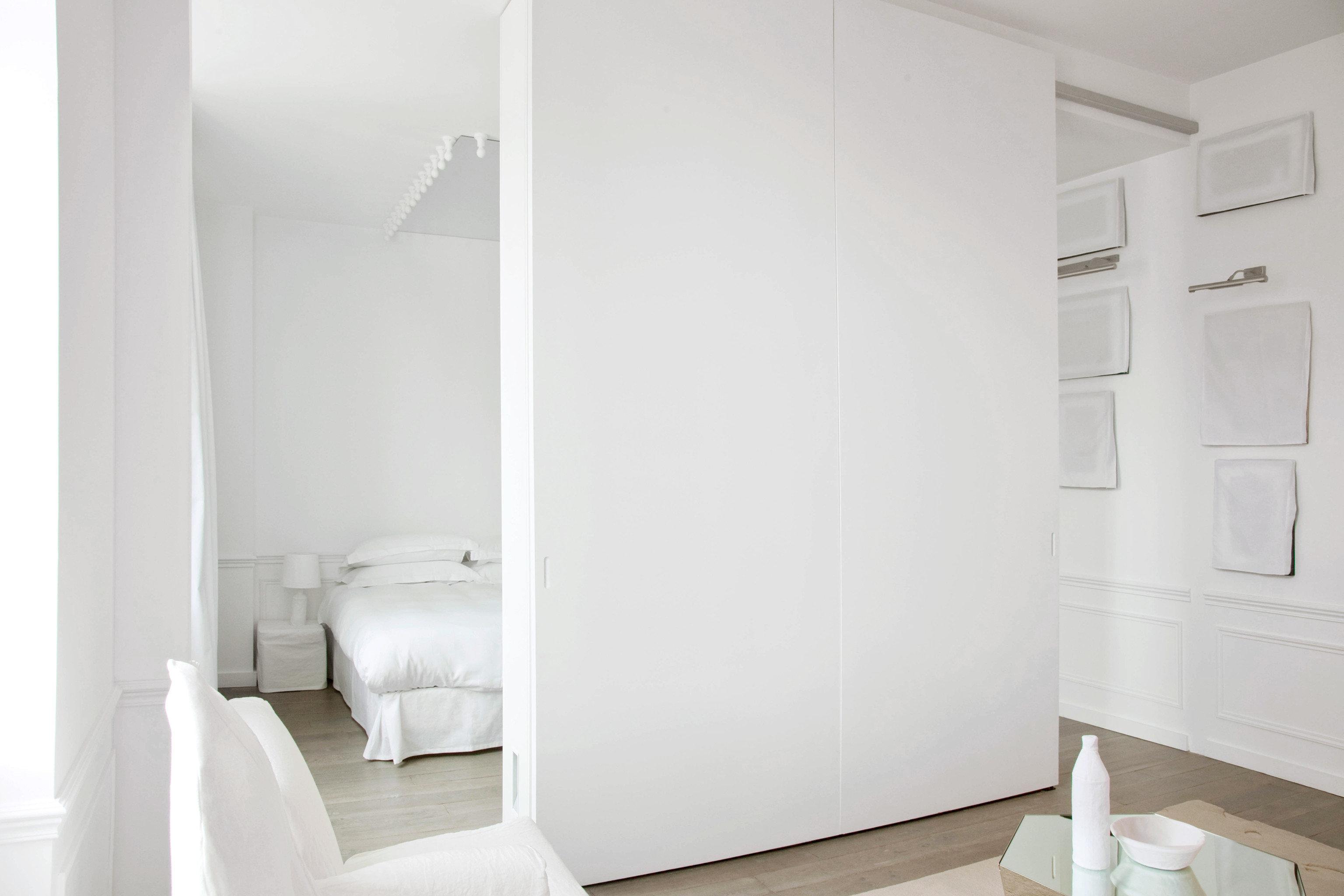 Bedroom Classic Suite white wardrobe bathroom cabinet plumbing fixture bathroom