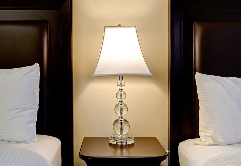 Bedroom Classic pillow lamp Suite lighting light fixture night