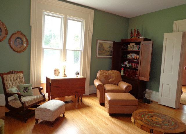 living room property home hardwood cottage Bedroom wood flooring farmhouse