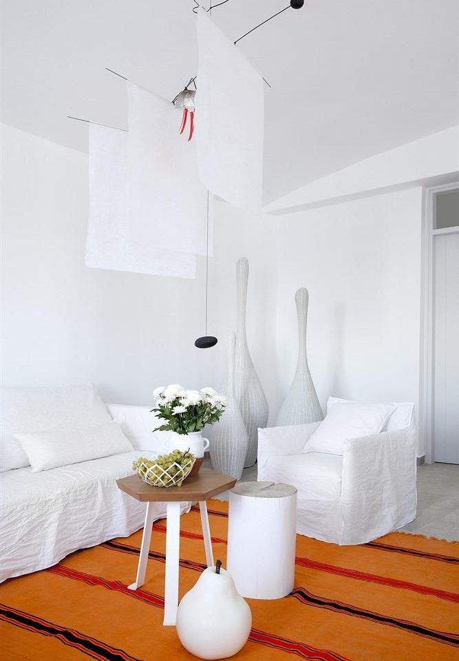 white property lighting living room Bedroom flooring cottage
