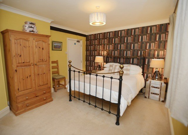 property Bedroom cottage hardwood home nursery
