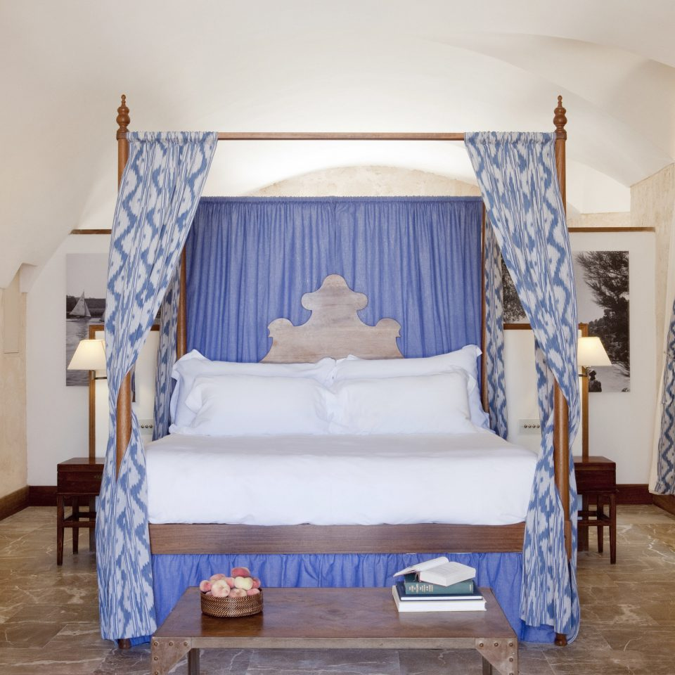 property Bedroom cottage living room home textile