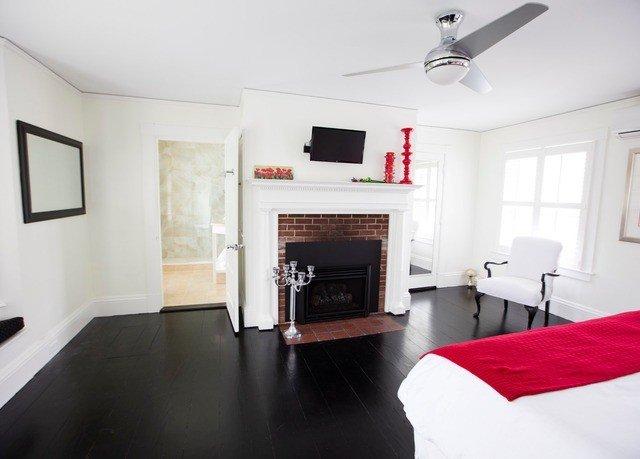 property living room red home cottage Bedroom loft