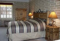 man made object cottage Bedroom