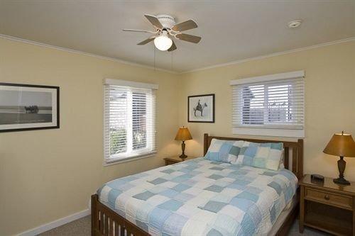 Bedroom property scene cottage