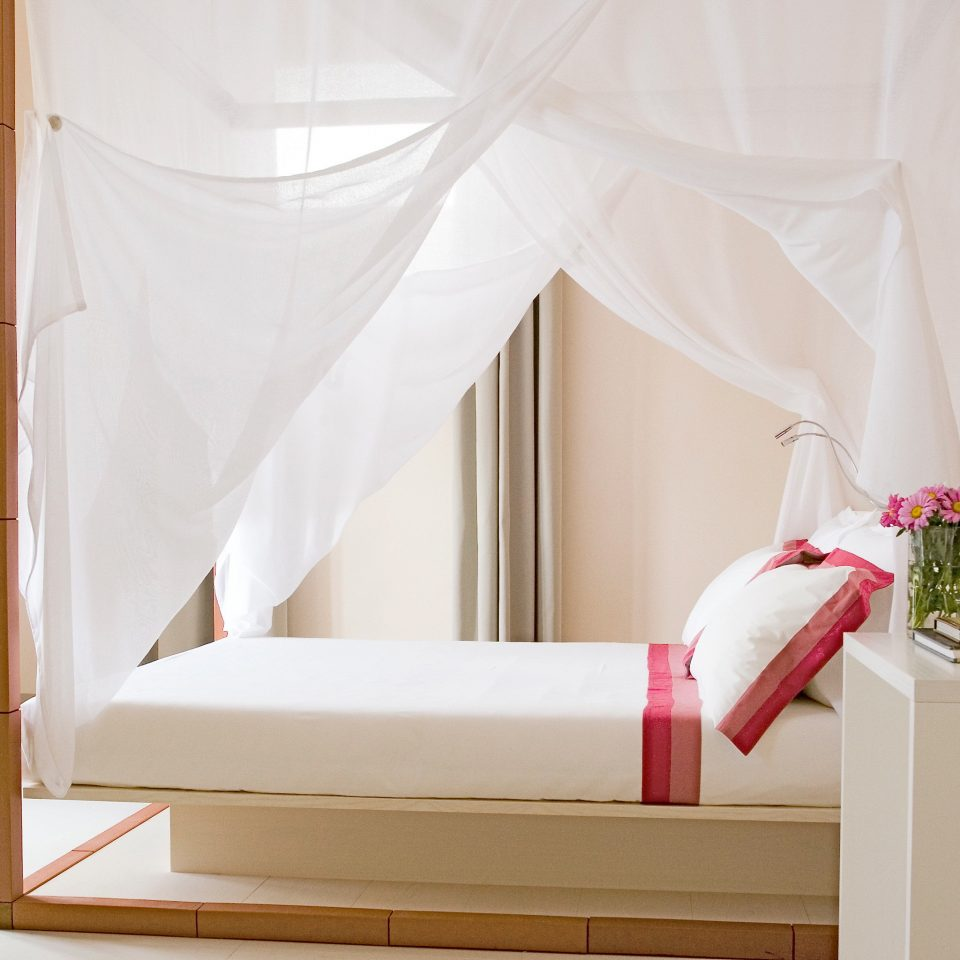 Bedroom Country Family Modern Romantic product mosquito net white bed frame bed sheet infant bed textile