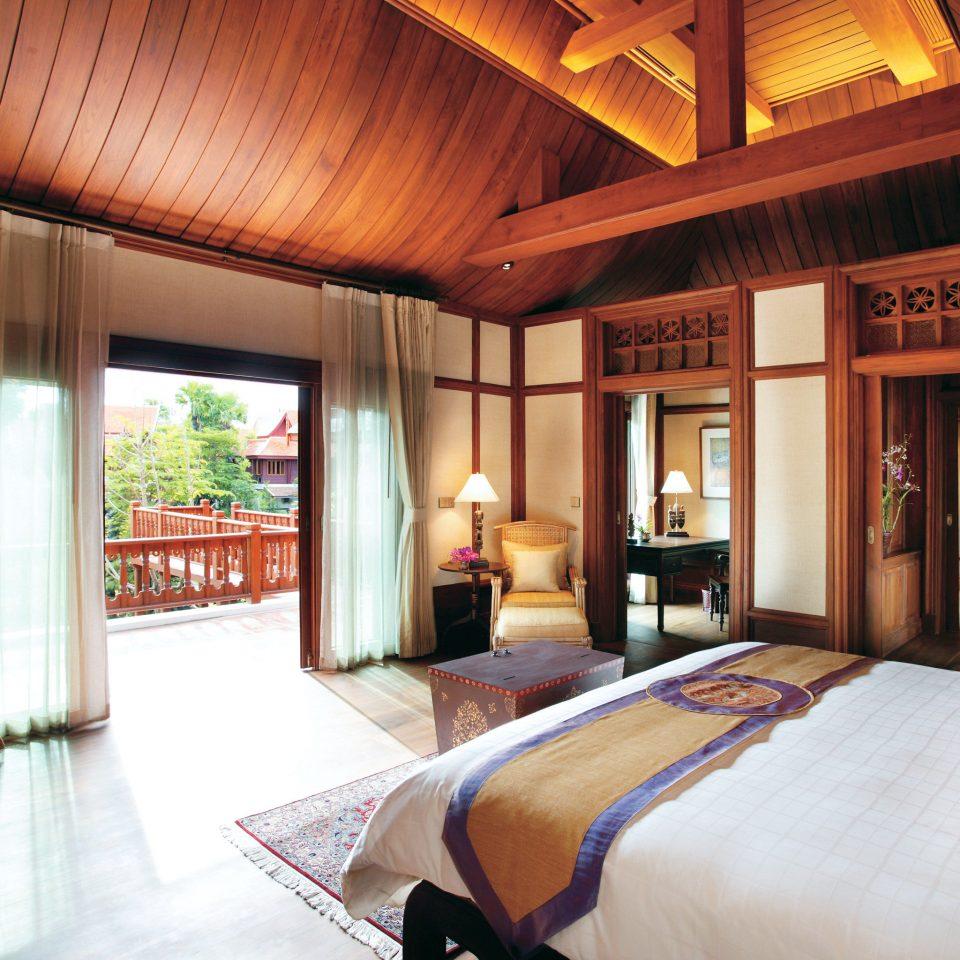 Bedroom Cultural Luxury Resort property home Suite cottage Villa living room mansion