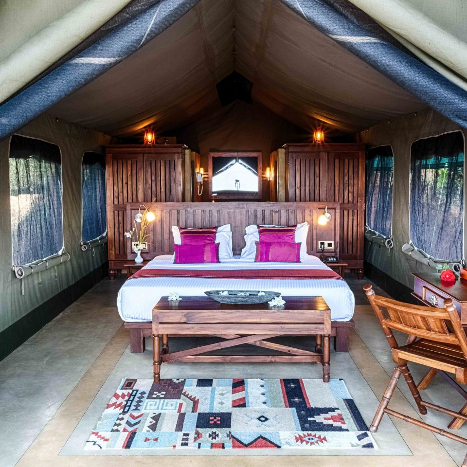 Bedroom Cultural Outdoors Rustic vehicle home